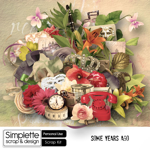 Some Years Ago (NEW collection) by Simplette