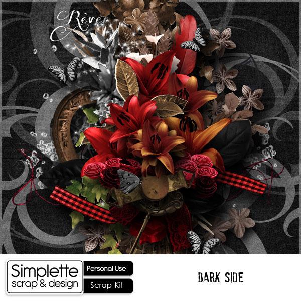 Dark Side - new kit by Simplette
