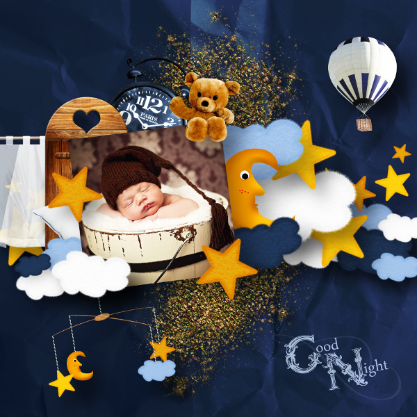 Little Dreamer *** nouveau kit *** nouveaux CU ***