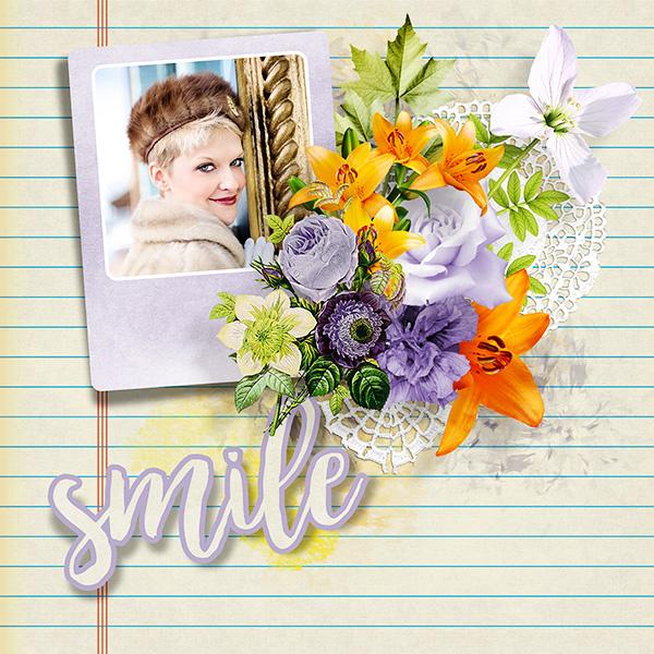 Adorable Smile (NEW KIT)