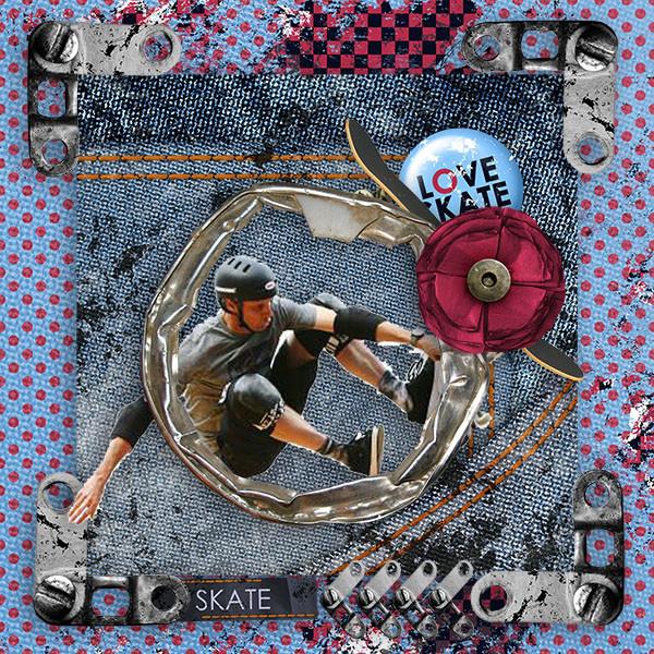 Pro Skater *** NEW KIT ***