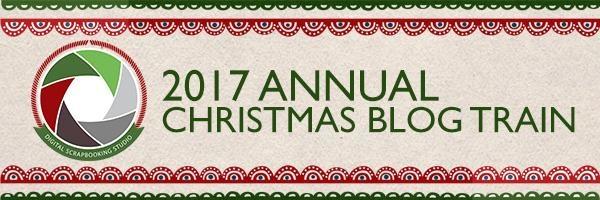 Studio Blog Train - 2017 Annual Christmas Carol Blog Hop