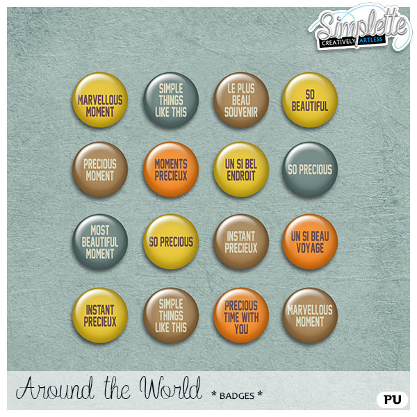 Around the World - COLLECTION