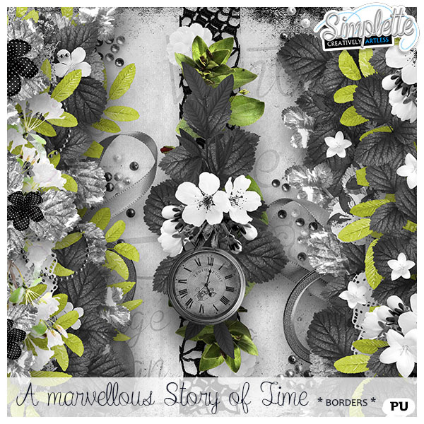 A marvellous story of time ( collection )